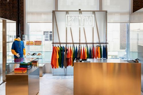KITH Prepares to Open a Flagship Store in Paris