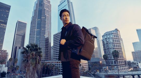 TUMI Features Actor Daniel Henney in 'Perfecting The Journey' Global Film Series