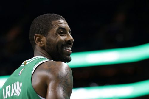 Celtics' New Boy Kyrie Irving to Receive Special Welcome From the Cavs