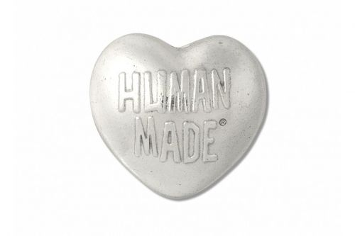 Secure Your Important Documents With HUMAN MADE's Heart Paper Weight