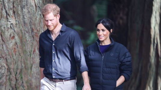 Meghan Markle Will Reportedly Make Sure Prince Harry Is A 'Hands-On Dad'