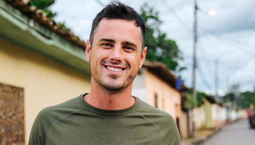 Ben Higgins Reportedly Had a Girlfriend While Competing on 'The Bachelor Winter Games'