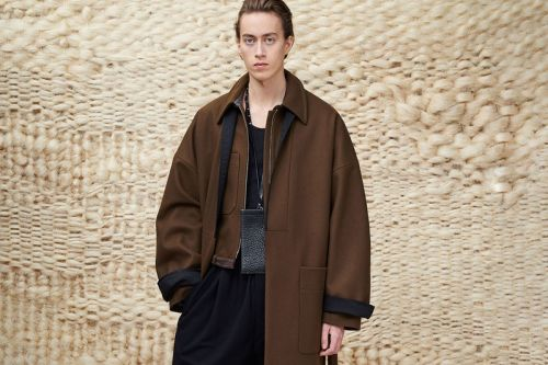 Hushed Luxury Informs Lemaire's FW20 Collection