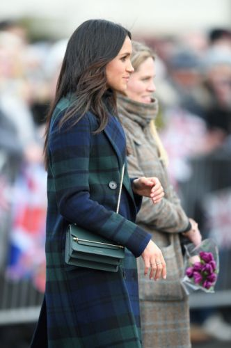 Why Meghan Markle's Cross-Body Purse Broke a Major Royal Family Tradition