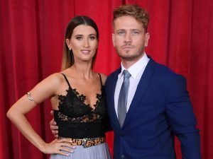 Charley Webb And Matthew Wolfenden Marry In A Secret Ceremony