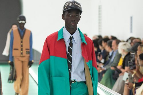 Gucci Celebrates Resistance With Stripped-Back SS20 Show