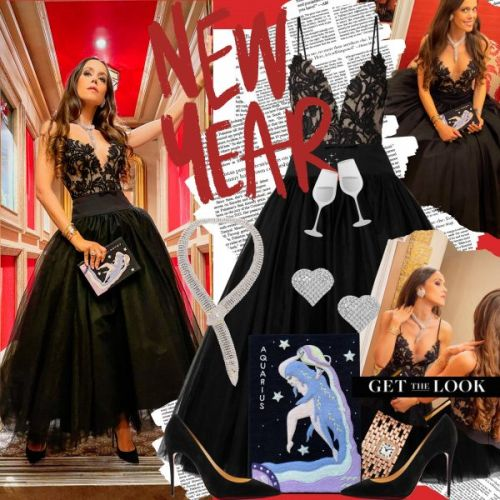 My Look: New Year