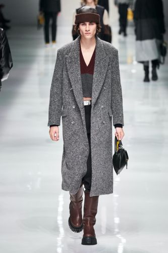 Fendi Redefines Gentleman Style with Fall '20 Collection