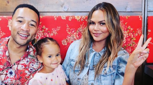 John Legend's Daughter Luna Has Wife Chrissy Teigen's 'Personality': 'She Really Is Funny'
