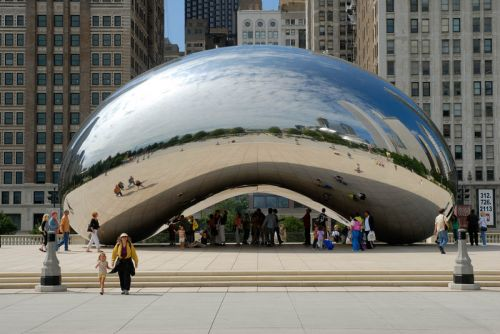 Anish Kapoor Sues NRA for Copyright Infringement Over 'Cloud Gate' Sculpture