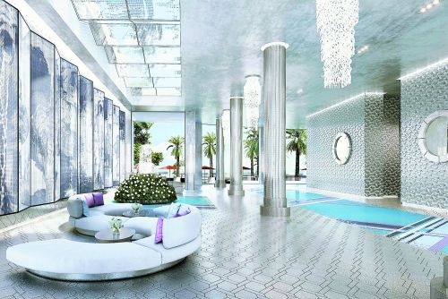 Fashion brands Missoni, Armani and Diesel are designing luxury towers in Miami