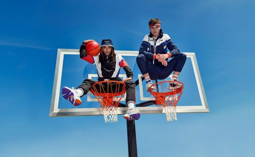 In Pictures: Ellesse launches repositioning campaign