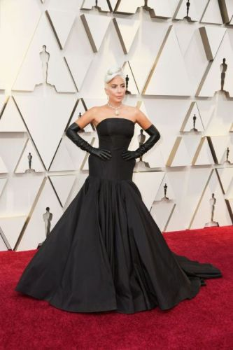 You Can Buy Lady Gaga's Oscar Gown Straight Off the Red Carpet