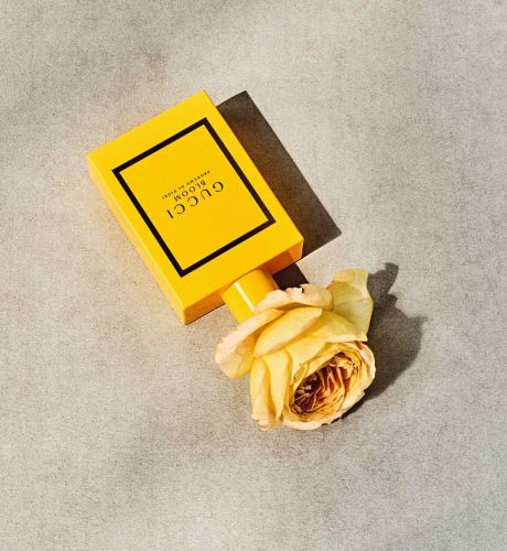 This Gucci Fragrance Is an Ode to Flowers
