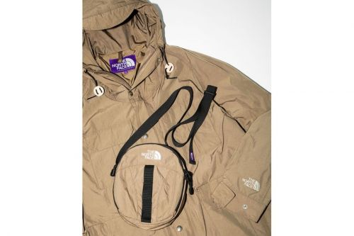 BEAUTY & YOUTH Offer Two New The North Face Purple Label Bespoke Items