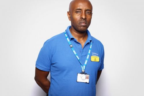 Rankin Captures Intimate Portraits of Diverse NHS Workers