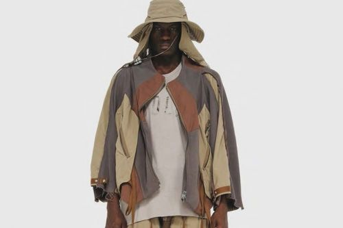 "Hamcus Continues With Dystopian-Styled Garments in SS20 ""SOLØ"" Lookbook"