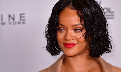 "Rihanna Gets Real About Her ""Fluctuating"" Body Type After Sparking Pregnancy Rumors"