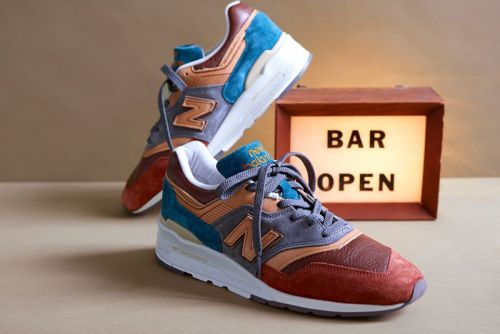 Todd Snyder and New Balance Release M997 Inspired by Upstate New York
