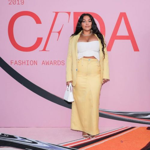 Paloma took to the 2019 CFDA Awards wearing her circle of friends