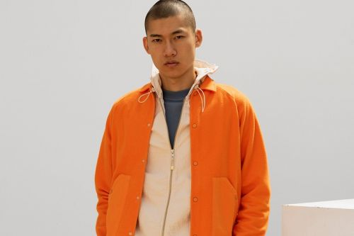 Les Basics Adds Bold Colors to Minimal SS20 Collection