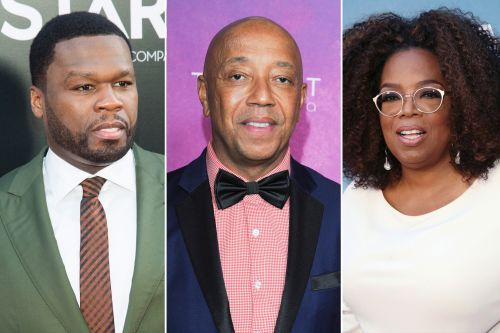 50 Cent and Russell Simmons bash Oprah over MeToo documentary