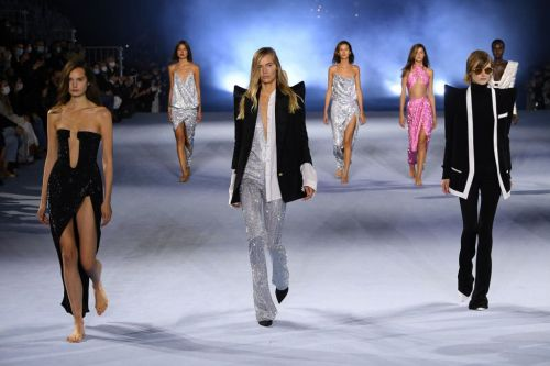 Watch the Balmain Runway Show Live