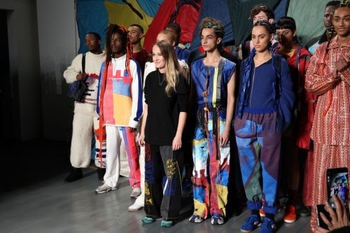 10 Questions with Fashion Designer Bethany Williams, The 2019 LVMH Prize Finalist
