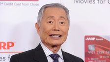 George Takei Says He Was Playing 'Naughty' Grandpa In Cringeworthy Interview