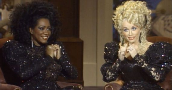 Watch Dolly Parton play her acrylic nails in this unearthed clip from 1987