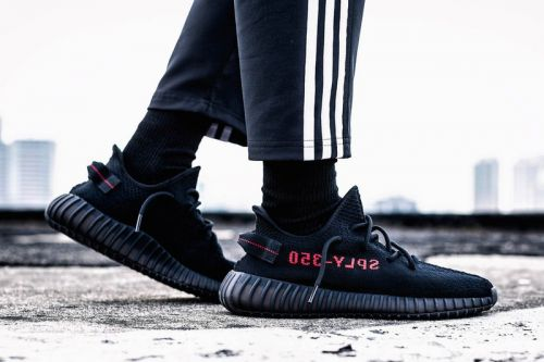 "Jon Wexler Calls News of YEEZY BOOST 350 V2 ""Black/Red"" Re-Release "" FAKENEWS"""