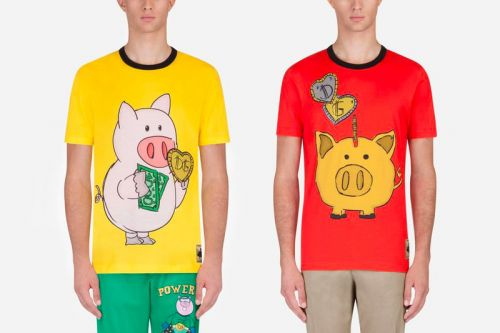 Dolce & Gabbana Catches Flack for Chinese New Year T-Shirts