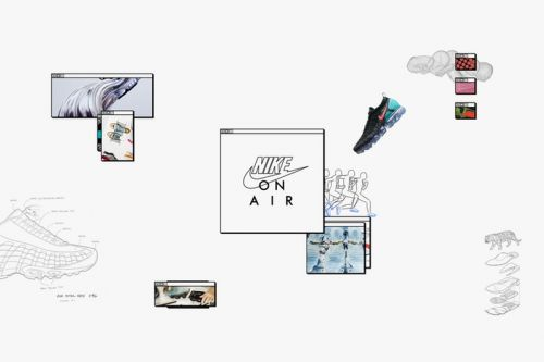 Nike Announces ON AIR Sneaker Design Workshops for Air Max Day
