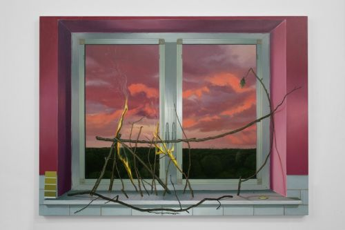Paul Rouphail's Corrupt & Abused Still Lifes Take Over Stems Gallery