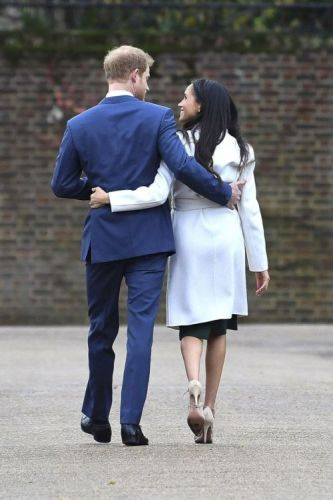 All of Prince Harry and Meghan Markle's Sweetest PDA