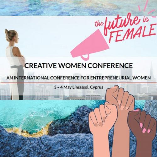 Creative Women Conference in Cyprus