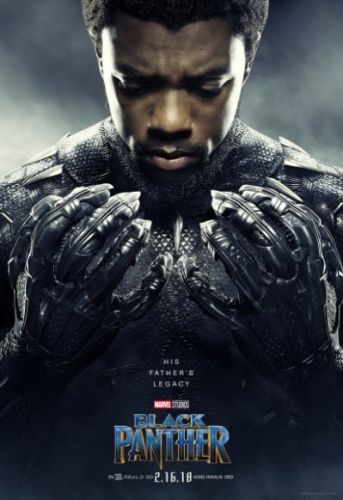 'Black Panther' Smashes Box Office Records With A Projected $218M Opening Weekend!