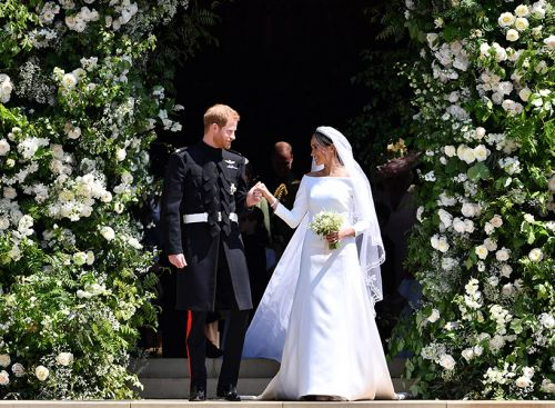 From the Veil Lift to the First Kiss, All the Cutest Royal Wedding GIFs