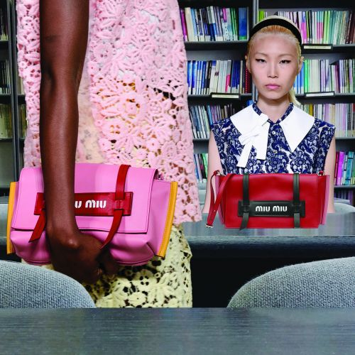 Ten Commandments: Miu Miu: The Handbag
