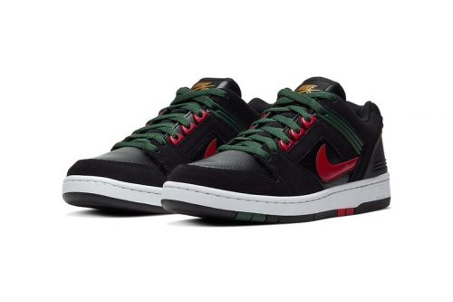 Nike SB Brings Gucci-Like Color Scheme To Air Force 2 Low