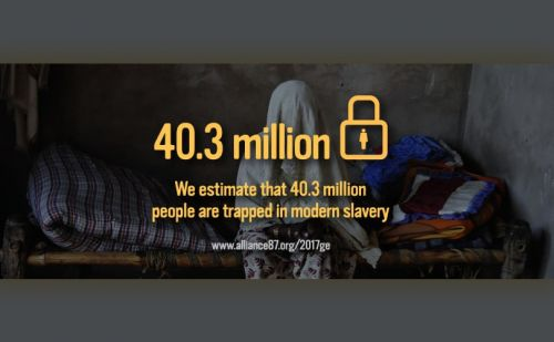 Fashion is one of the key industries contributing to modern slavery