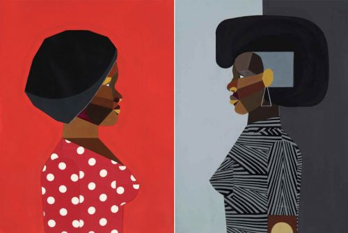 "Renowned Artist Derrick Adams Explores ""Interior Life"" in Latest Exhibition"