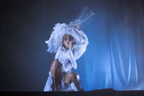 The Story Behind FKA twigs' Intoxicating New Show, Magdalene
