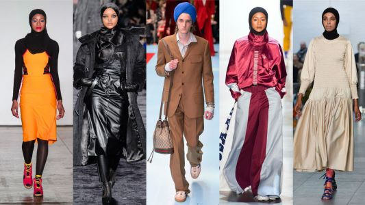 What's the Proper Response to Religious Headwear on the Runway?