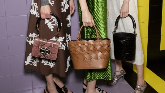 Fashionista's 33 Favorite Bags From the Milan Spring 2020 Runways