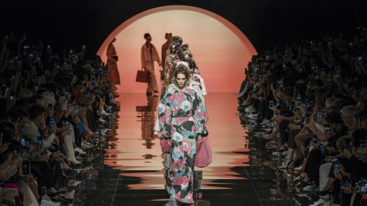 Silvia Venturini Fendi Makes Her Ready-to-Wear Debut at Fendi for Spring 2020