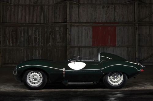 Original 1955 Jaguar D-Type Expected to Sell For Over $7M USD