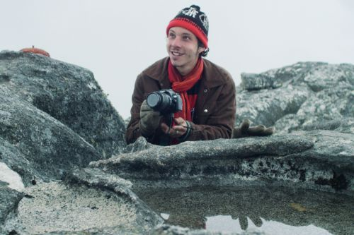 How a friend's tragic death inspired 'Gabriel and the Mountain'