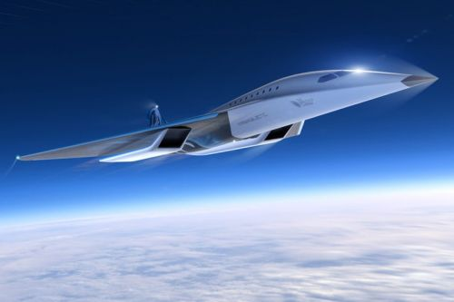Virgin Galactic Unveils Mach 3 Aircraft for High-Speed Commercial Flights