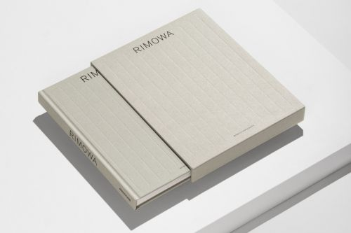 RIMOWA Celebrates 120 Years of Luxury Luggage With Coffee Table Book